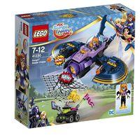 LEGO SUPER HEROE GIRLS * PERSECUCION EN EL BATJET DE BATGIRL R: 41230