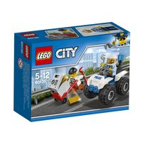 LEGO CITY * QUAD DE ARRESTO R: 60135