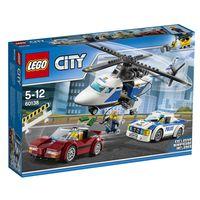 LEGO CITY * PERSECUCION POR LA AUTOPISTA R: 60138