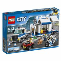 LEGO CITY * CENTRO DE CONTROL MOVIL R: 60139