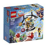 LEGO SUPER HEROE GIRLS * HELICOPTERO DE BUMBLEBEE R: 41234