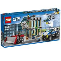 LEGO CITY * HUIDA CON BULLDOZER R: 60140