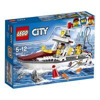 LEGO CITY * BARCO DE PESCA R: 60147