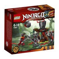 LEGO NINJAGO * ATAQUE DE LOS VERMILLIONES R: 70621