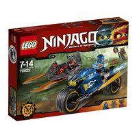 LEGO NINJAGO * RAYO DEL DESIERTO R: 70622