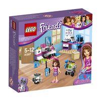 LEGO FRIENDS * LABORATORIO CREATIVO DE OLIVIA R: 41307