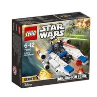 LEGO STAR WARS * MICROFIGHTER U-WING R: 75160