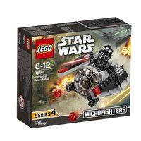 Lego Star Wars * Microfighter Atacante Tie R: 75161 -