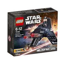 LEGO STAR WARS * MICROFIGHTER IMPERIAL SHUTTLE DE KRENNIC R: 75163