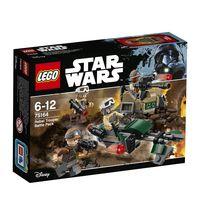 LEGO STAR WARS * PACK DE COMBATE CON SOLDADOS REBELDES R: 75164