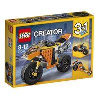 LEGO CREATOR * GRAN MOTO CALLEJERA R: 31059