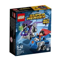 LEGO SUPER HEROES DC * MIGHTY MICROS: SUPERMAN VS. BIZARRO R: 76068
