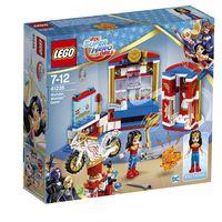 LEGO SUPER HEROE GIRLS * DORMITORIO DE WONDER WOMAN R: 41235