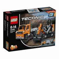 LEGO TECHNIC * EQUIPO DE TRABAJO EN CARRETERA R: 42060