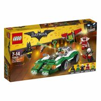 LEGO BATMAN MOVIE * COCHE MISTERIOSO DE THE RIDDLER R: 70903