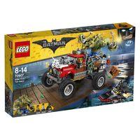 LEGO BATMAN MOVIE * REPTIL TODOTERRENO DE KILLER CROC R: 70907