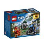Lego City * Persecucion A Campo Abierto R: 60170 -