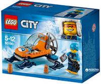 LEGO CITY * ARTICO: TRINEO GLACIAL R: 60190