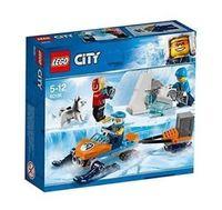 LEGO CITY * ARTICO: EQUIPO DE EXPLORACION R: 60191