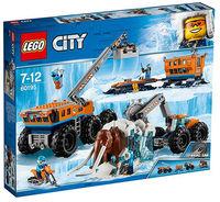 LEGO CITY * ARTICO: BASE MOVIL DE EXPLORACION R: 60195