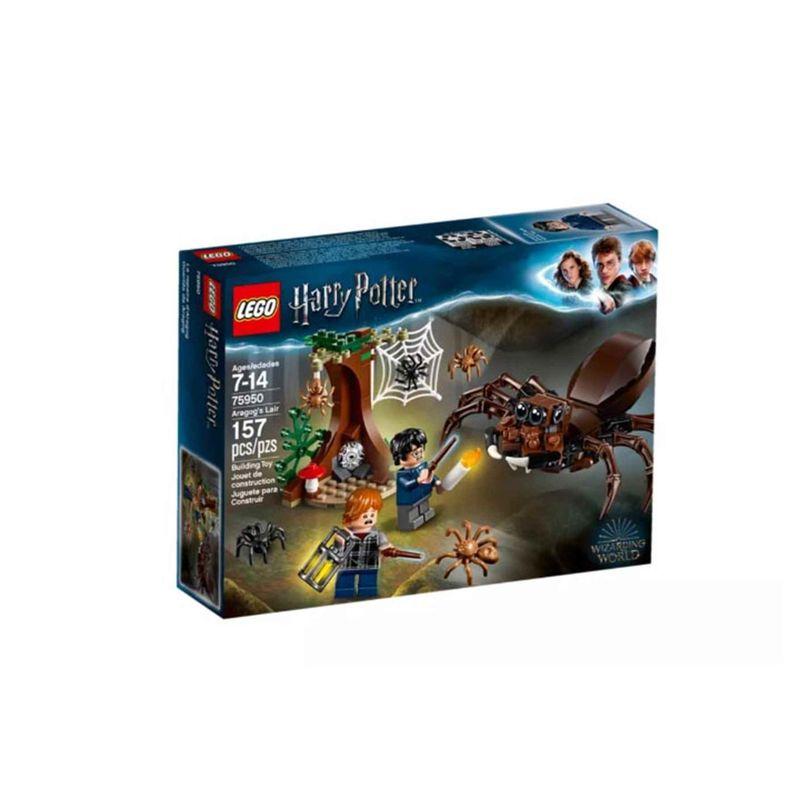 LEGO HARRY POTTER * GUARIDA DE ARAGOG R: 75950