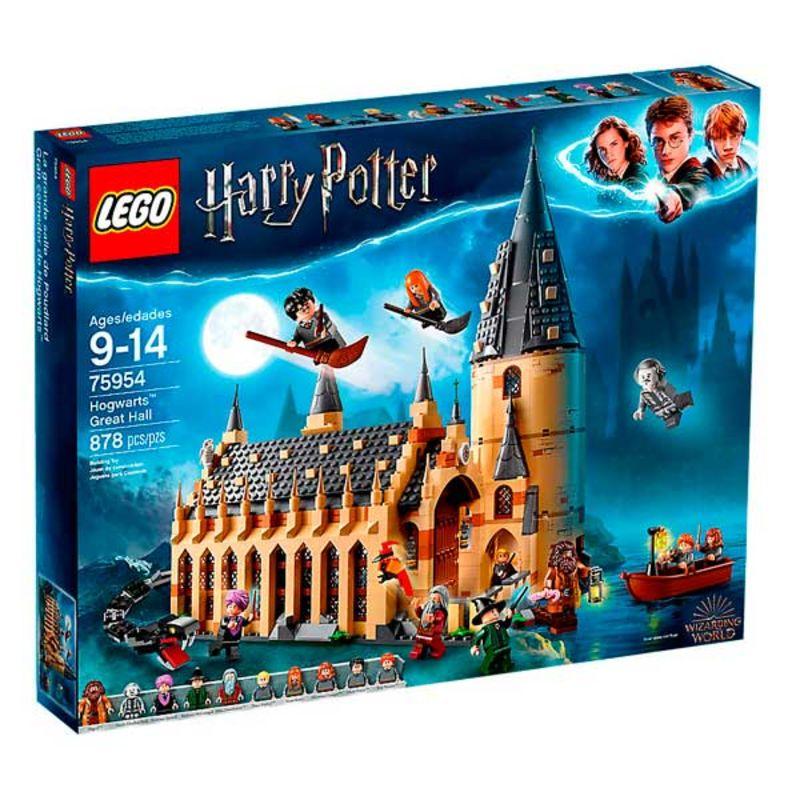 Lego Harry Potter * Gran Comedor De Hogwarts R: 75954 -
