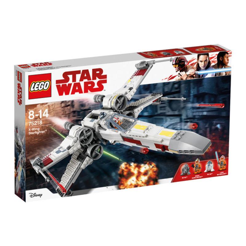 LEGO STAR WARS * CAZA ESTELAR ALA-X R: 75218