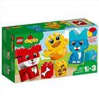 LEGO DUPLO * MI PRIMER PUZZLE DE MASCOTAS R: 10858
