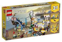 LEGO CREATOR * MONTAÑA RUSA PIRATA R: 31084