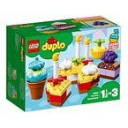 LEGO DUPLO * MI PRIMERA CELEBRACION R: 10862
