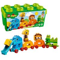 LEGO DUPLO * CAJA DE LADRILLOS : MIS PRIMEROS ANIMALES R: 10863