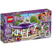 LEGO FRIENDS * CAFE DEL ARTE DE EMMA R: 41336