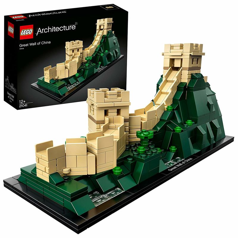 LEGO ARCHITECTURE * GRAN MURALLA CHINA R: 21041