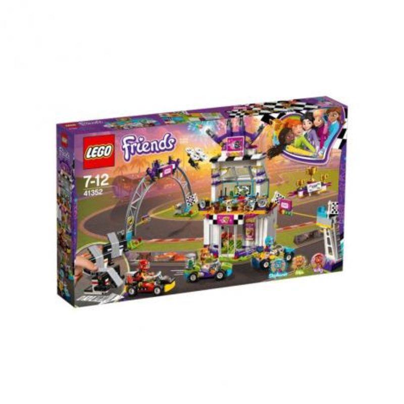 LEGO FRIENDS * DIA DE LA GRAN CARRERA R: 41352