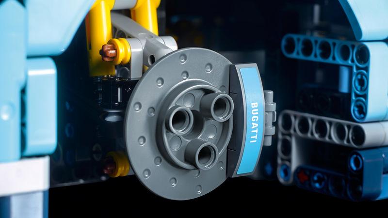 Lego Technic * Bugatti Chiron R: 42083 -