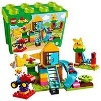 LEGO DUPLO * CAJA DE LADRILLOS: GRAN ZONA DE JUEGOS R: 10864
