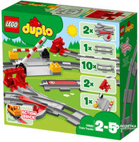 LEGO DUPLO * VIAS FERROVIARIAS R: 10882