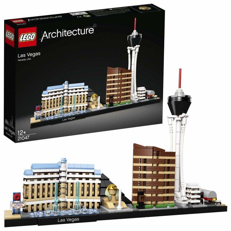 LEGO ARCHITECTURE * LAS VEGAS R: 21047