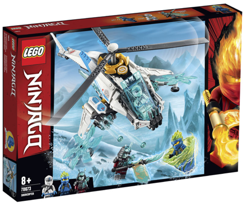 LEGO NINJAGO * SHIRCUPTERO