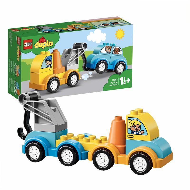 LEGO DUPLO * MI PRIMER CAMION GRUA R: 10883