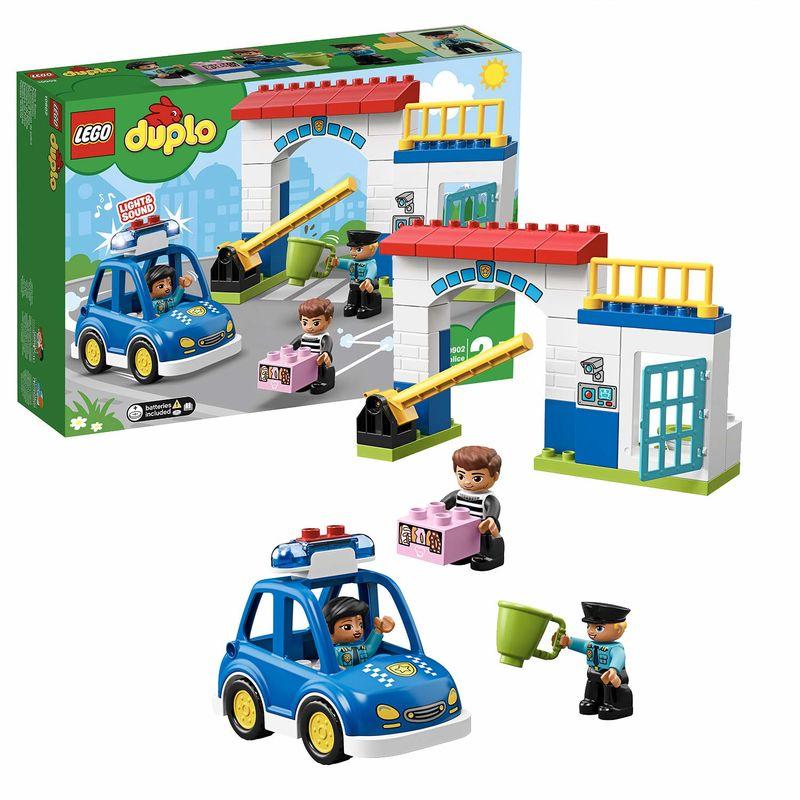 LEGO DUPLO * COMISARIA DE POLICIA R: 10902