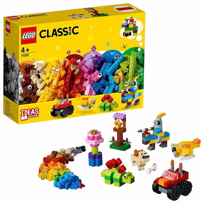 LEGO CLASSIC * LADRILLOS BASICOS R: 11002