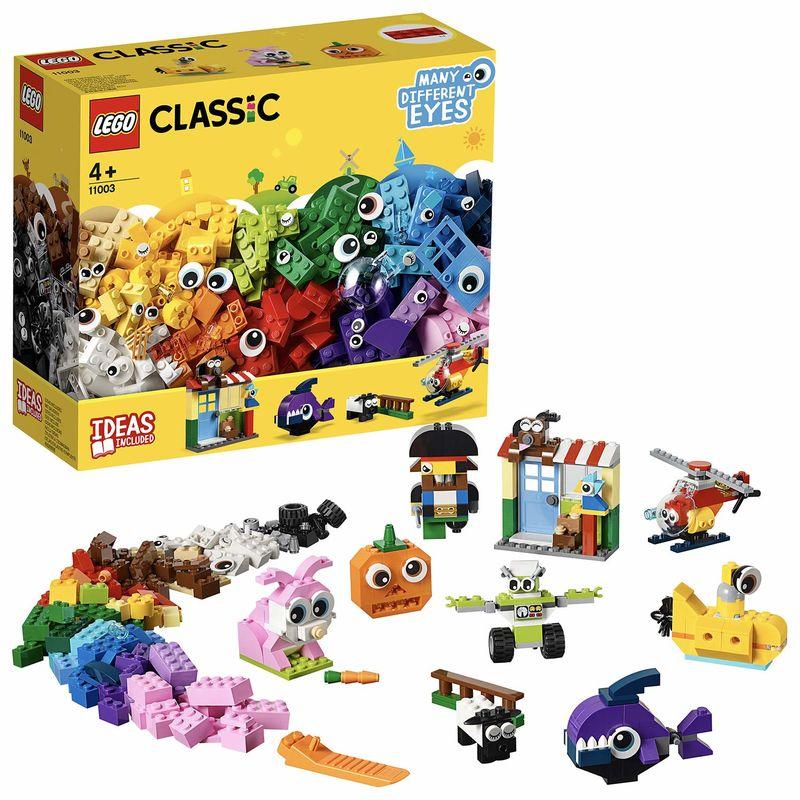 LEGO CLASSIC * LADRILLOS Y OJOS R: 11003