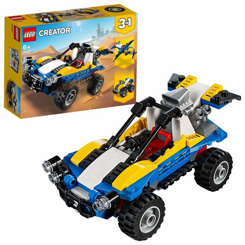 LEGO CREATOR * BUGGY DE LAS ARENAS R: 31087