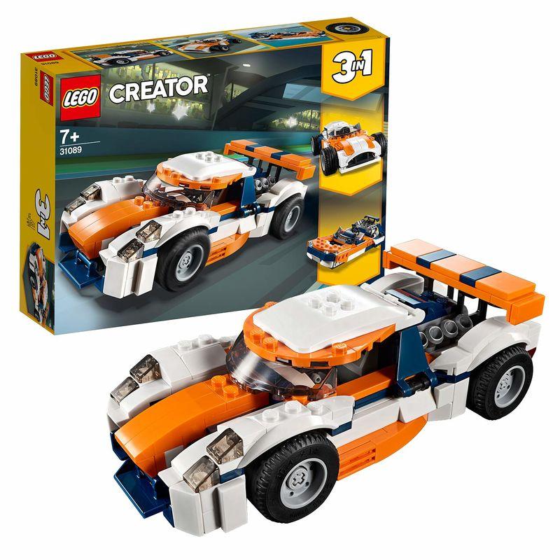 LEGO CREATOR * DEPORTIVO DE COMPETICION R: 31089
