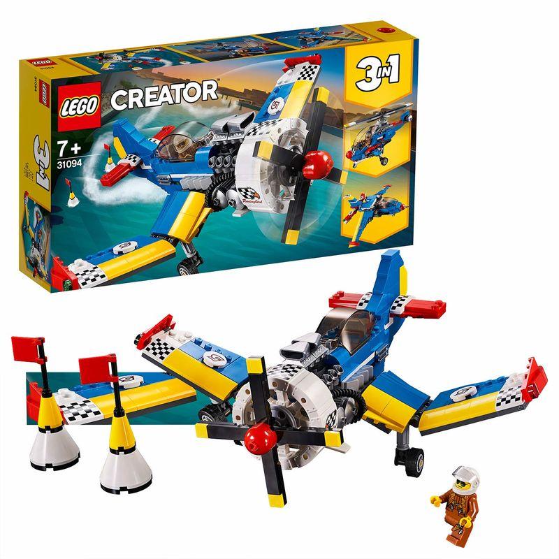 LEGO CREATOR * AVION DE CARRERAS R: 31094