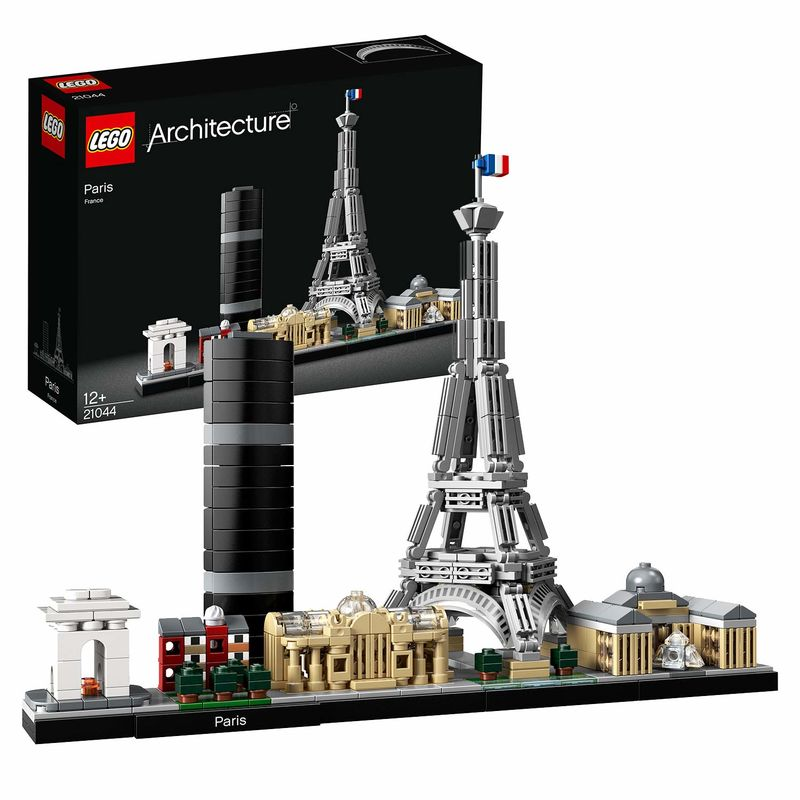 LEGO ARCHITECTURE * PARIS R: 21044