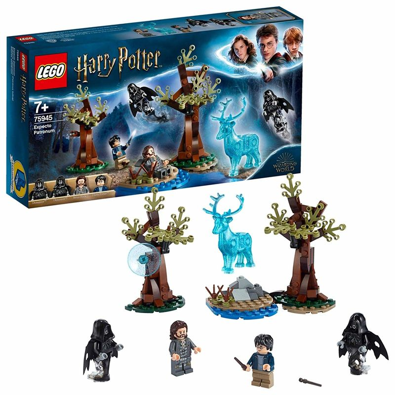 Lego Harry Potter * Expectto Patronum -