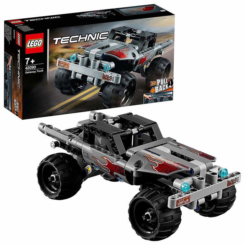 LEGO TECHNIC * CAMION DE HUIDA R: 42090