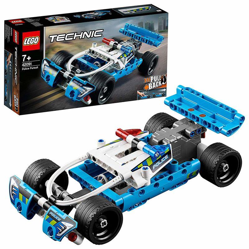 LEGO TECHNIC * CAZADOR POLICIAL R: 42091